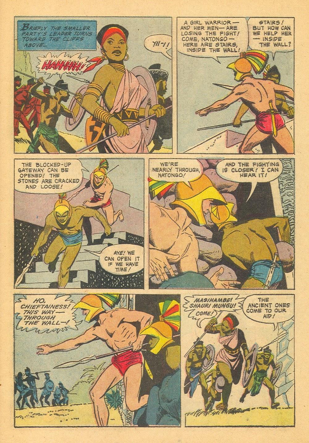 Tarzan (1948) issue 125 - Page 31