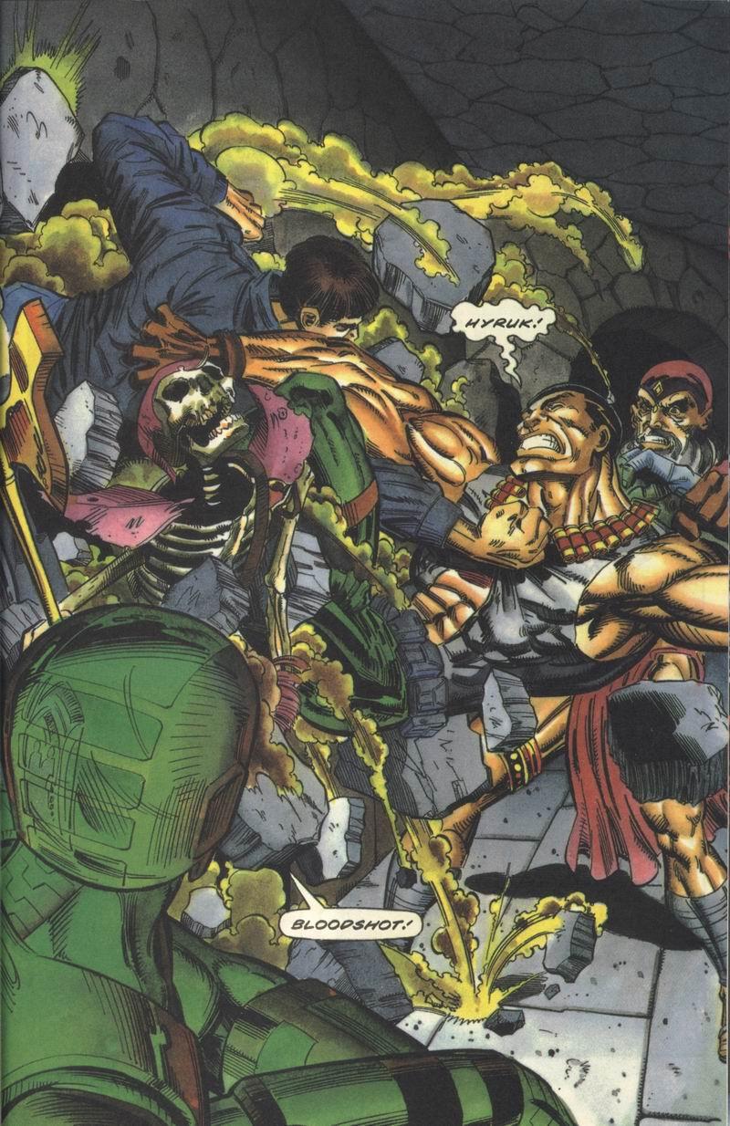 Read online Secret Weapons comic -  Issue #13 - 16