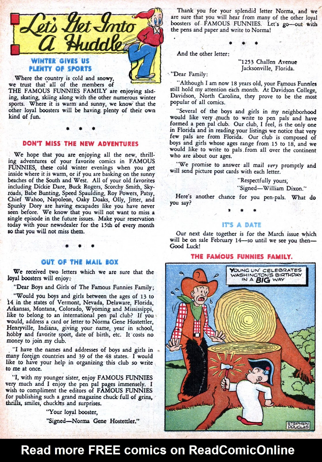 Read online Famous Funnies comic -  Issue #79 - 10