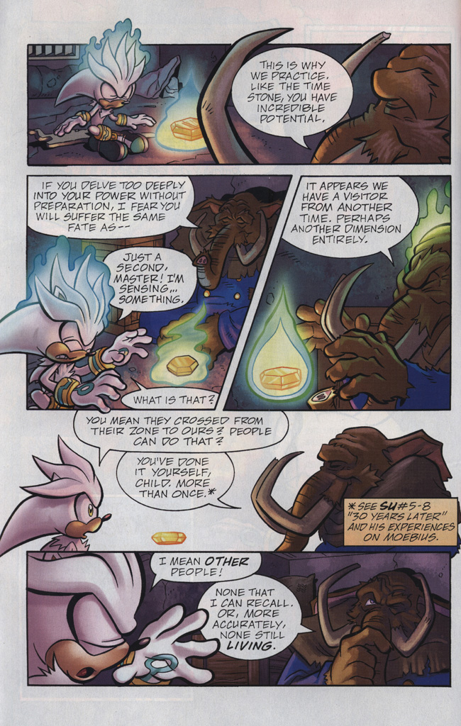 Read online Sonic Universe comic -  Issue #25 - 4