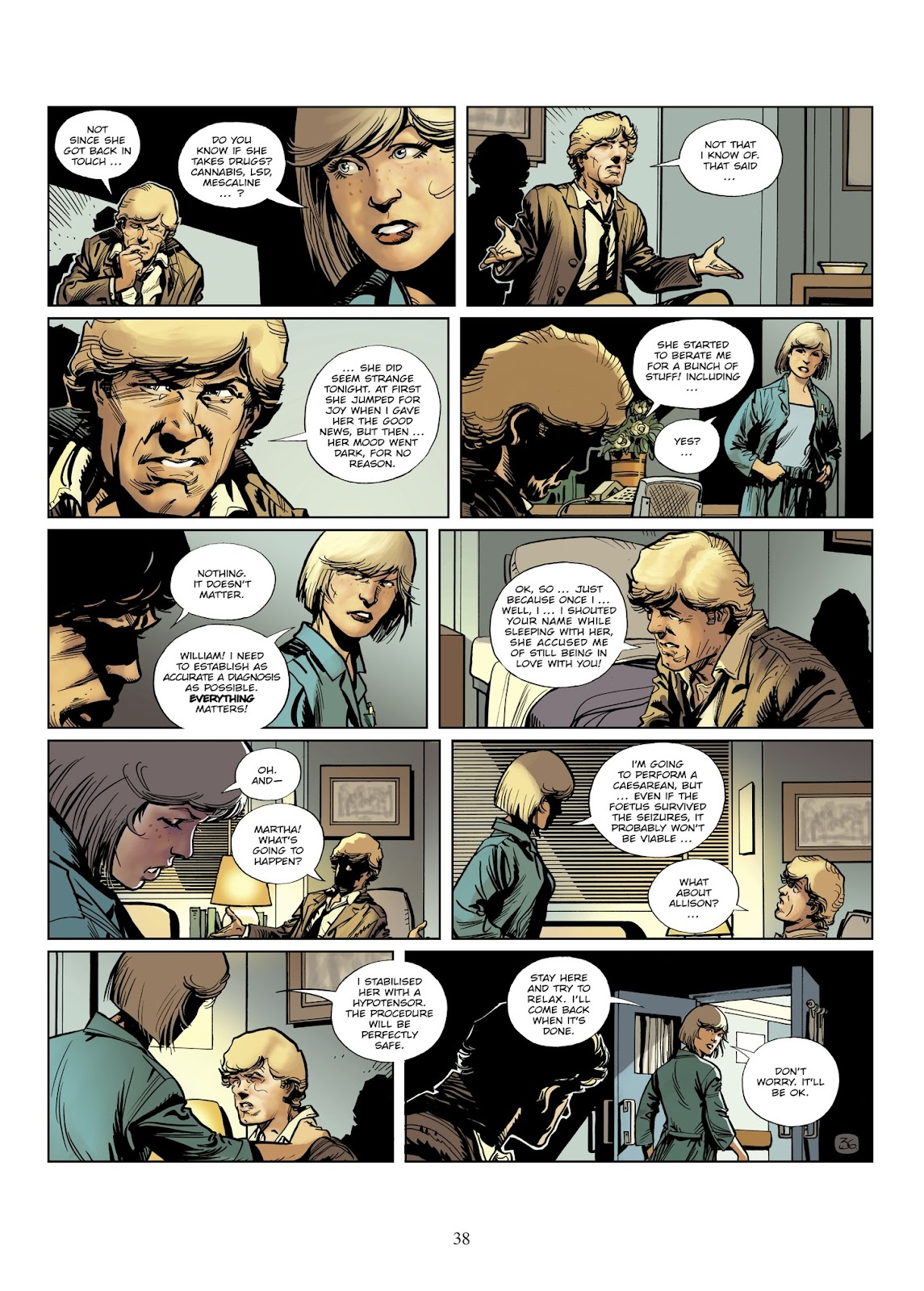 XIII Mystery issue 8 - Page 40