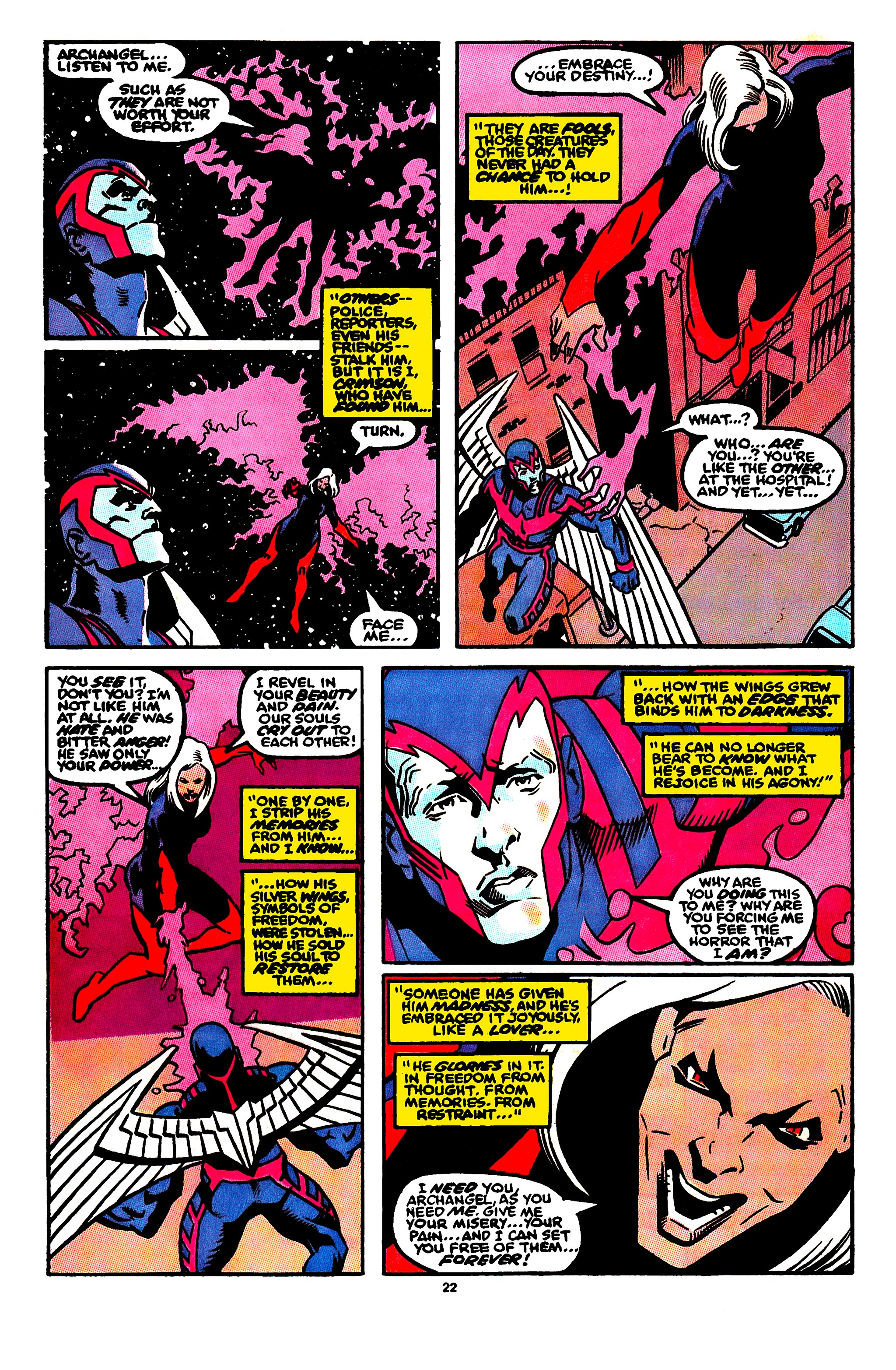Read online X-Factor (1986) comic -  Issue #56 - 18