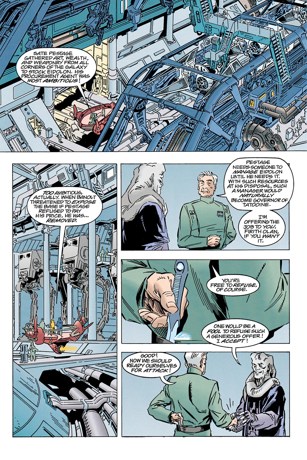 Read online Star Wars Omnibus comic -  Issue # Vol. 2 - 100