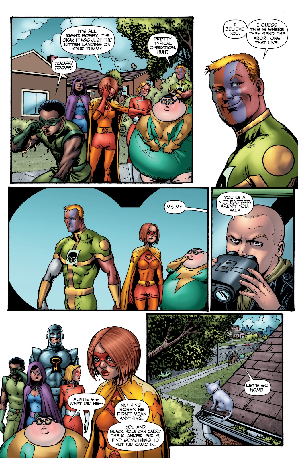 Read online The Boys Omnibus comic -  Issue # TPB 4 (Part 1) - 62
