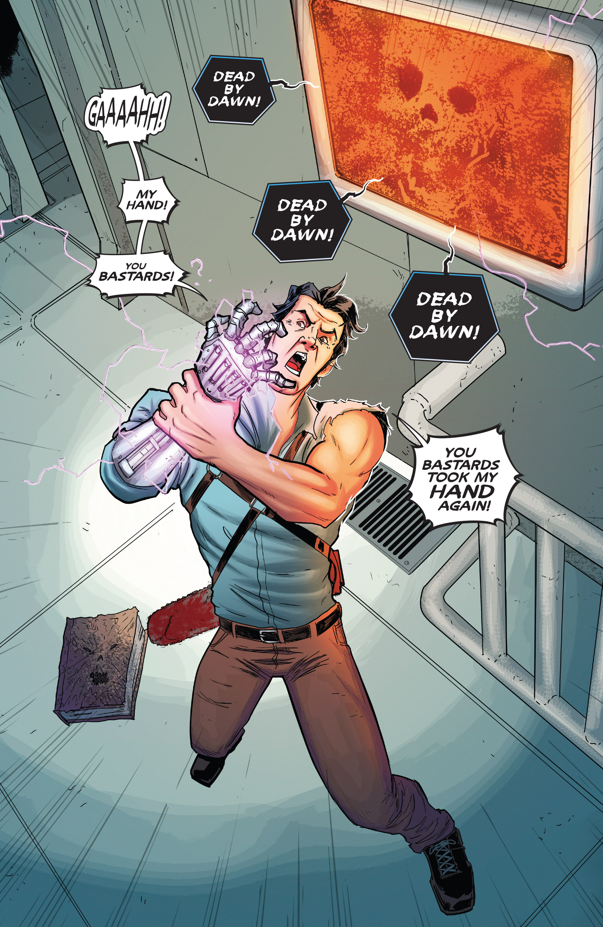 Read online Army of Darkness (2014) comic -  Issue #1 - 27