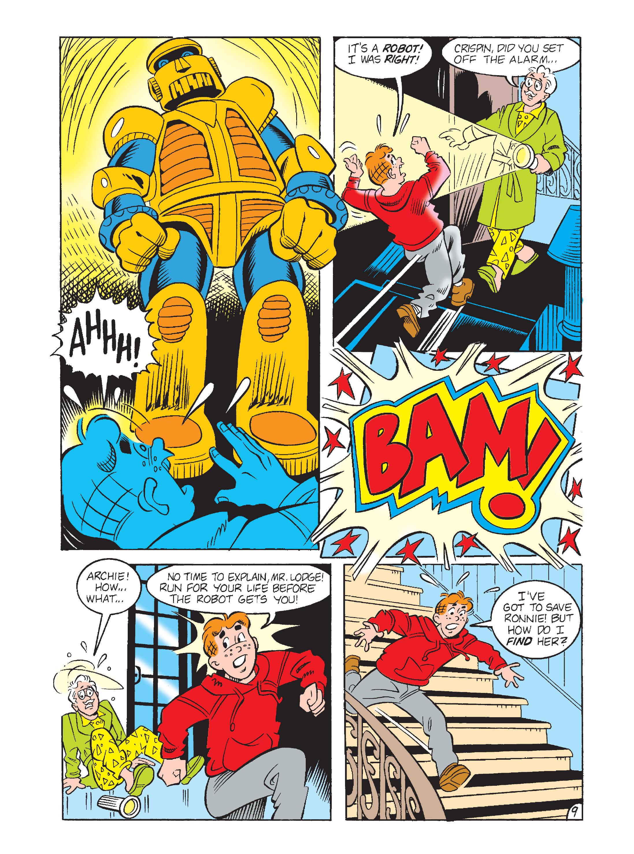 Read online Archie 1000 Page Comics Bonanza comic -  Issue #1 (Part 2) - 118