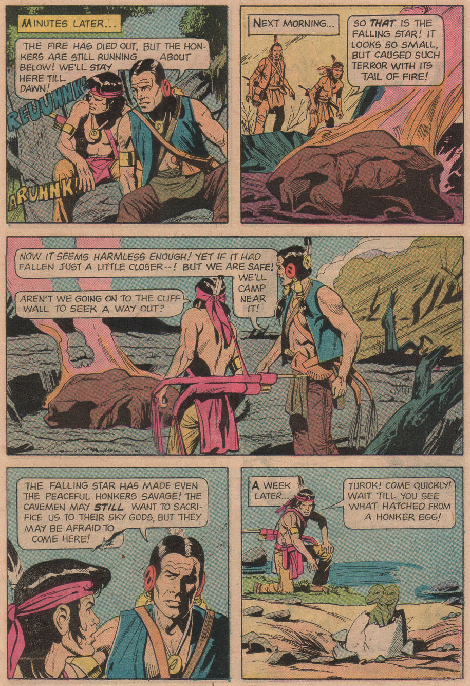 Read online Turok, Son of Stone comic -  Issue #97 - 11