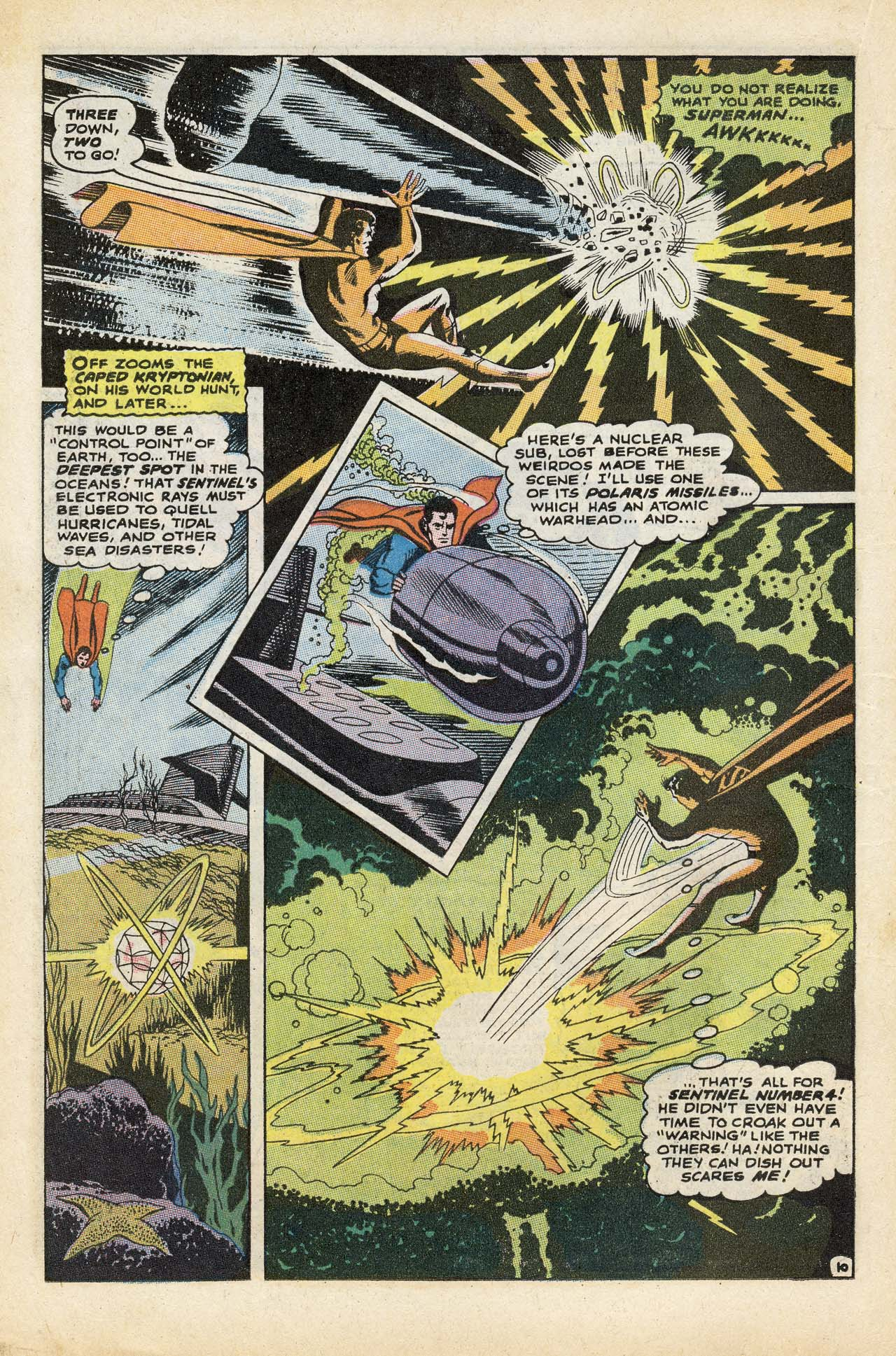 Read online Action Comics (1938) comic -  Issue #369 - 14