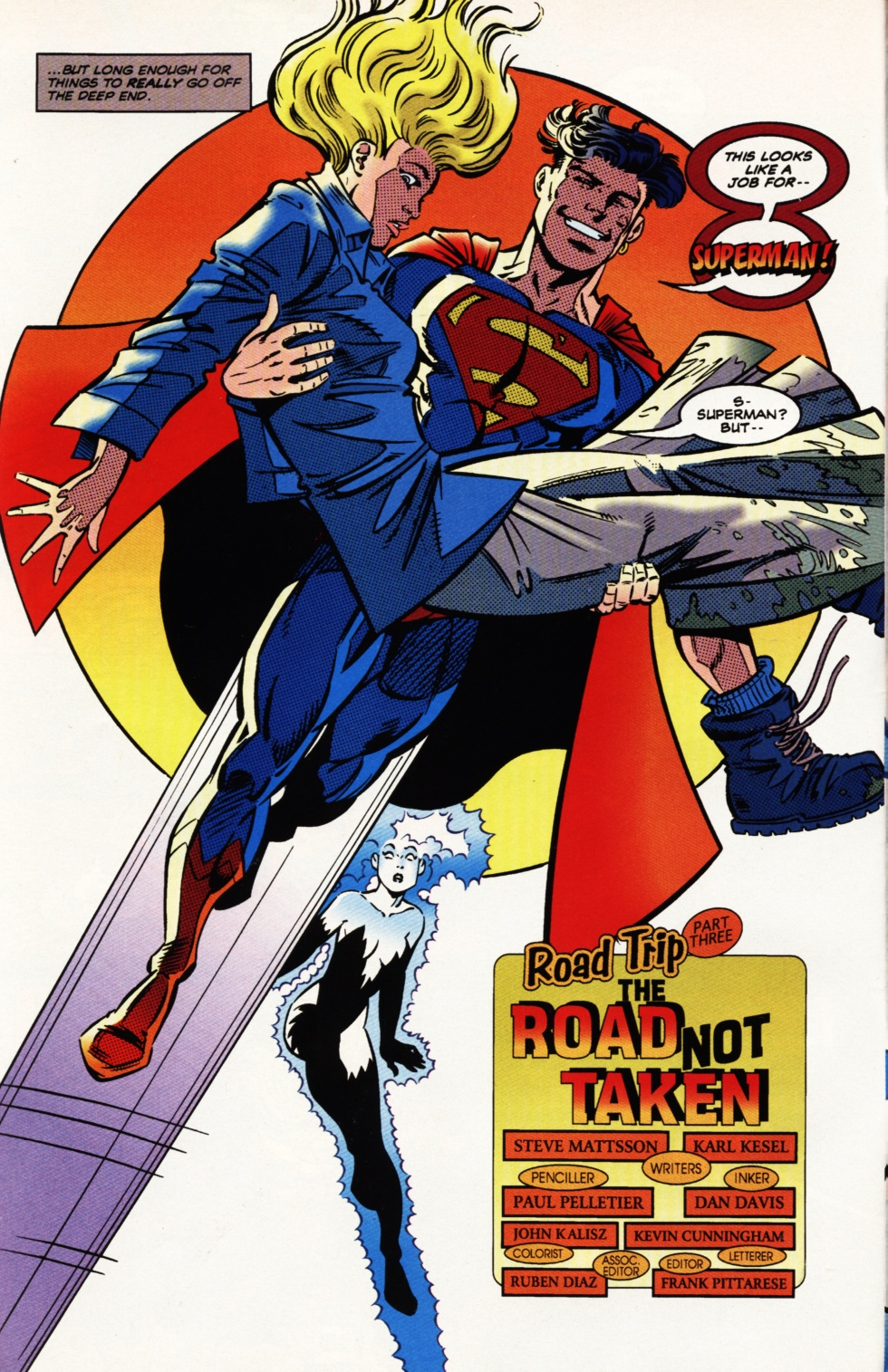 Read online Superboy & The Ravers comic -  Issue #9 - 5