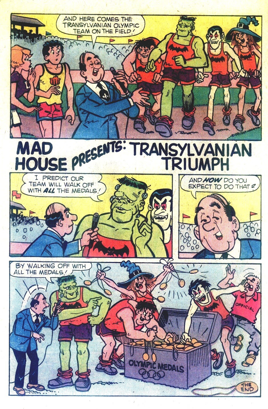 Read online Madhouse Comics comic -  Issue #120 - 10