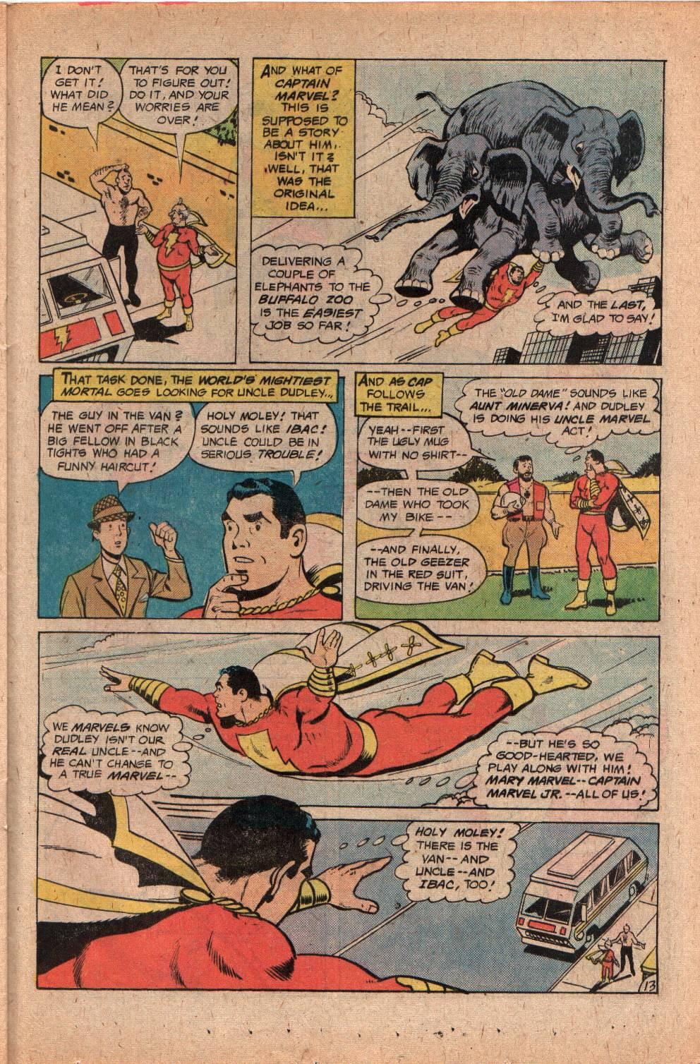 Read online Shazam! (1973) comic -  Issue #29 - 25