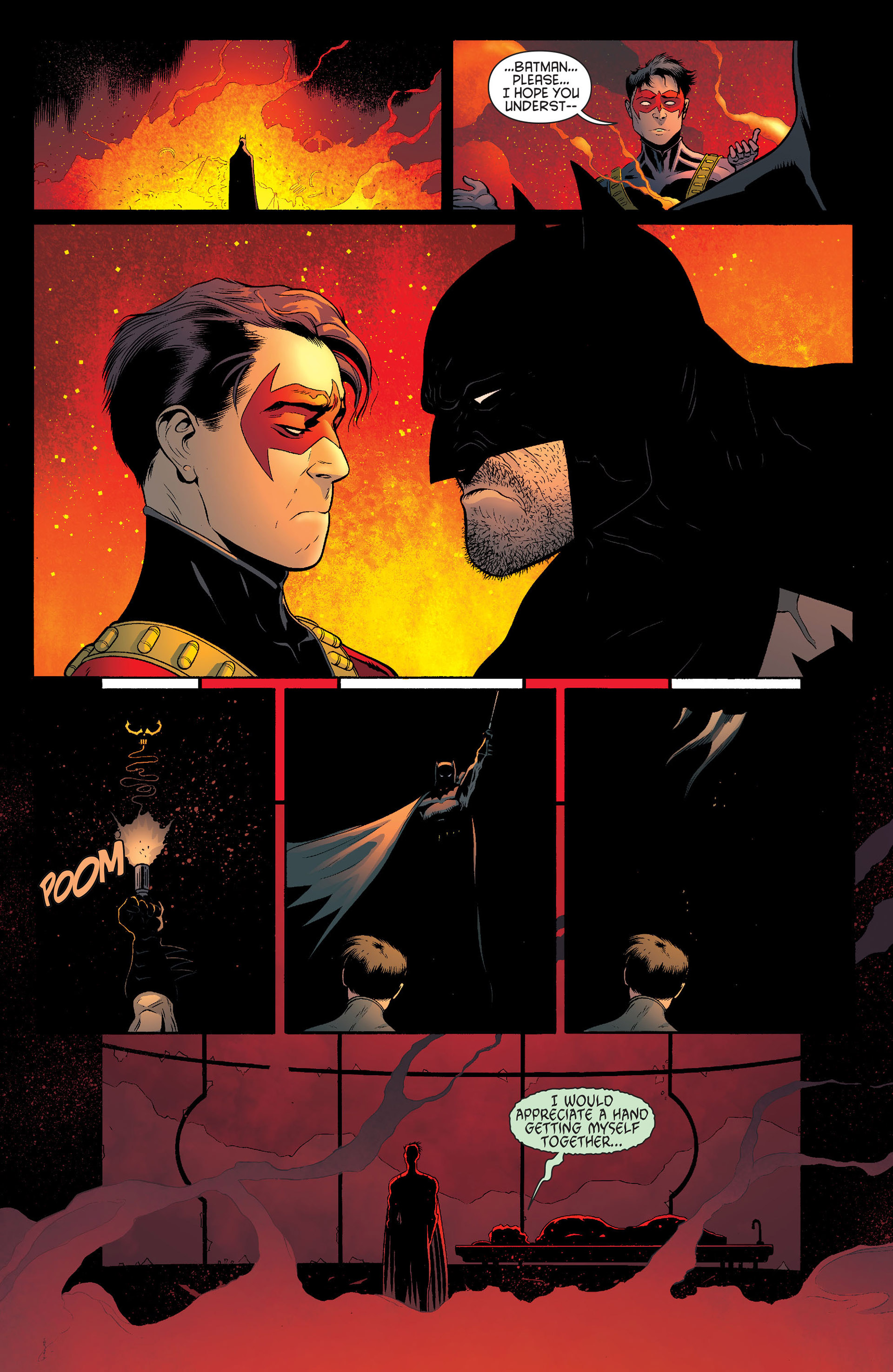 Read online Batman and Robin (2011) comic -  Issue #19 - 21