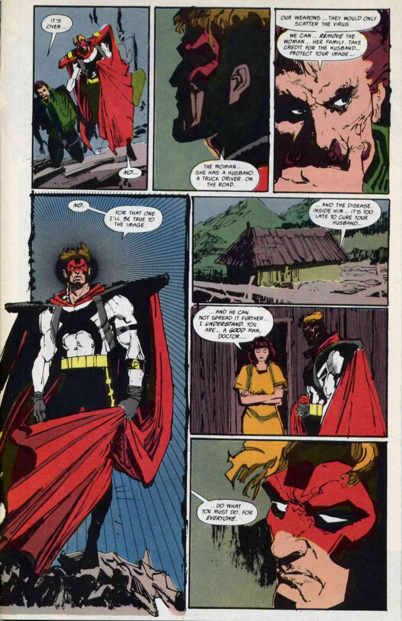 Read online Doctor Zero comic -  Issue #4 - 29