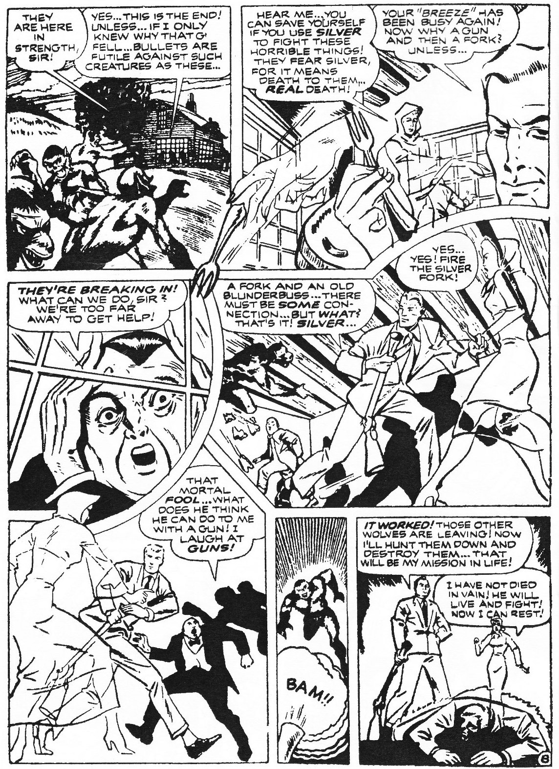 Read online Men of Mystery Comics comic -  Issue #82 - 218