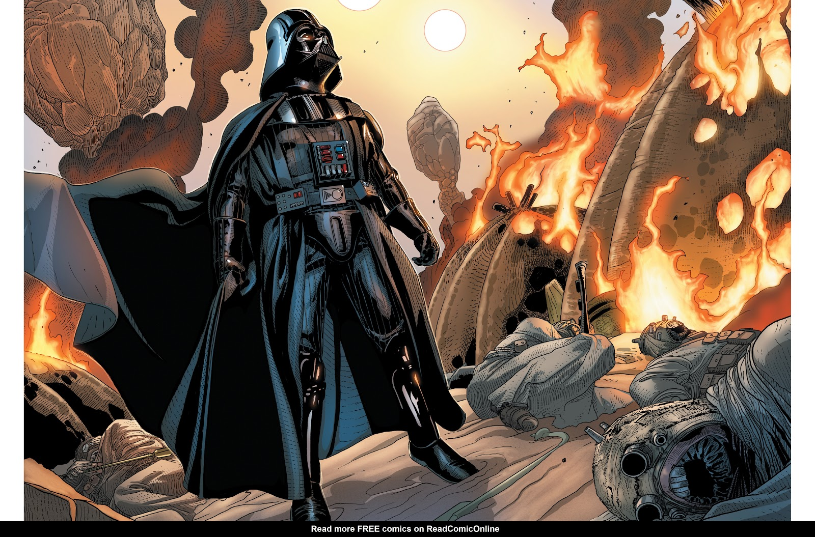 Read online The Marvel Art of Star Wars comic -  Issue # TPB (Part 1) - 59
