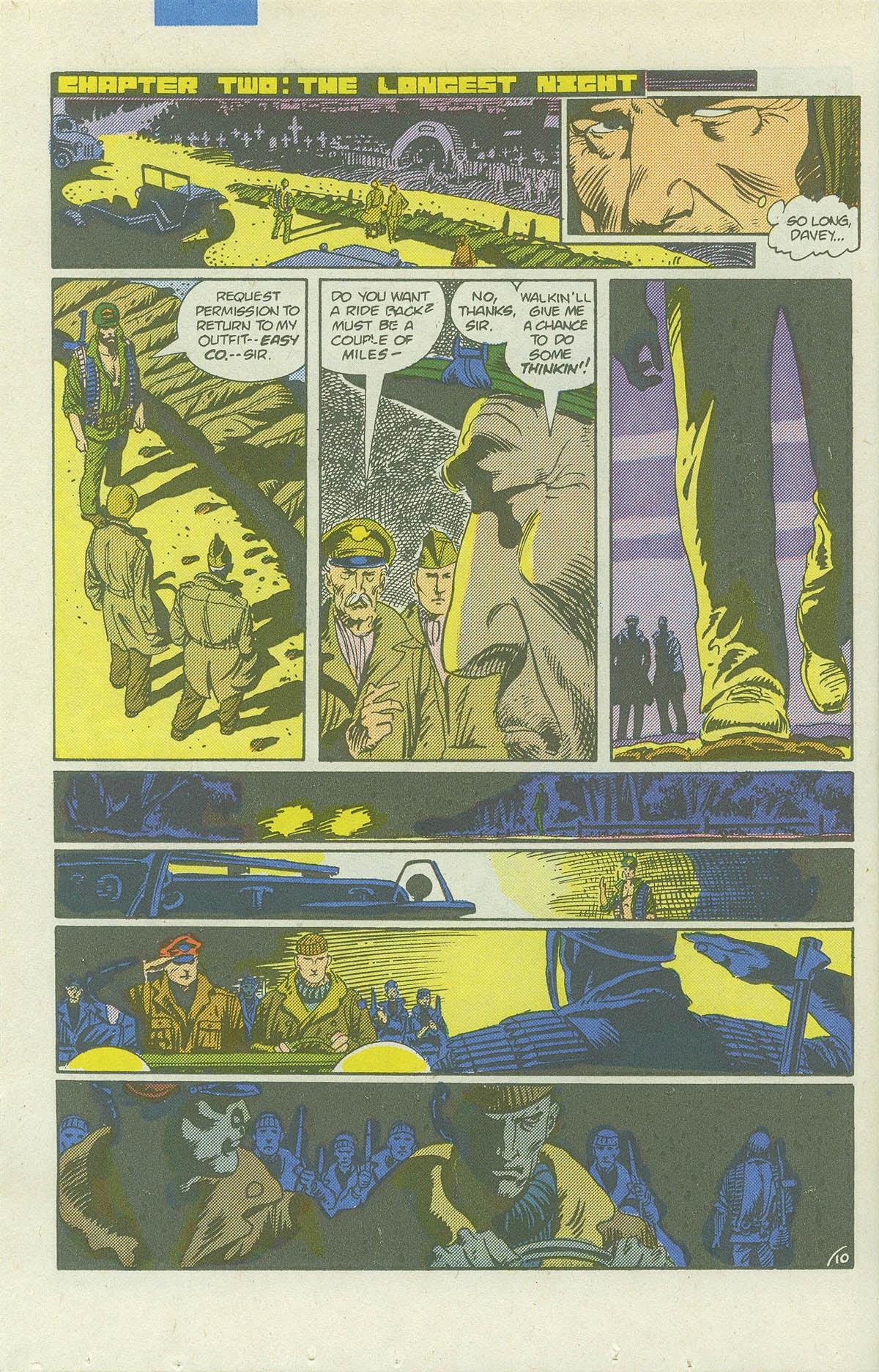 Read online Sgt. Rock comic -  Issue #422 - 15