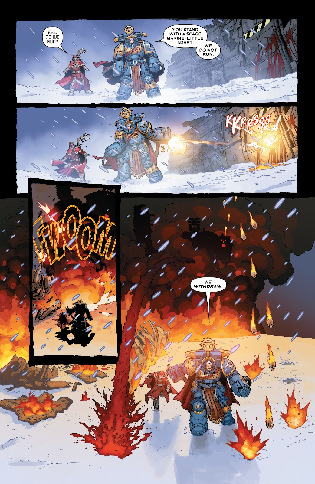 Warhammer 40,000: Marneus Calgar issue 5 - Page 6