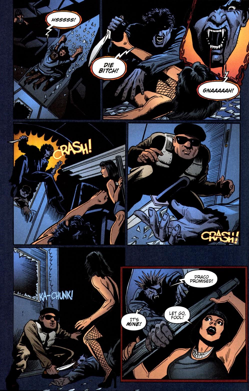 Read online Vampire the Masquerade comic -  Issue # Giovanni - 37