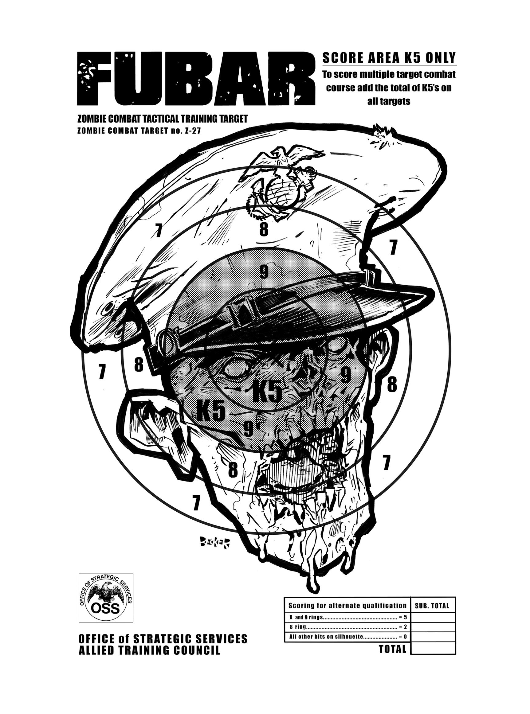 Read online FUBAR comic -  Issue #2 - 271