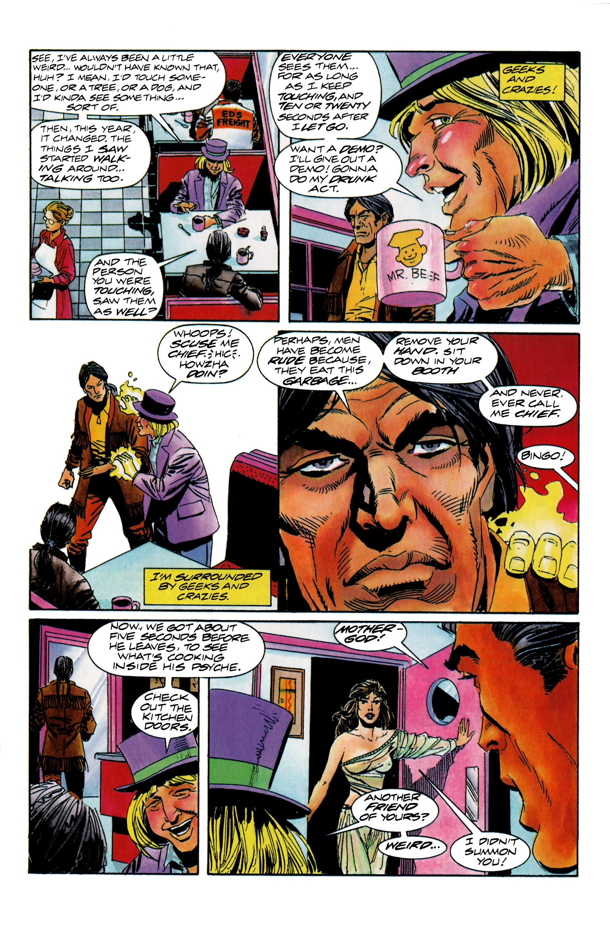 Read online Shadowman (1992) comic -  Issue #15 - 6