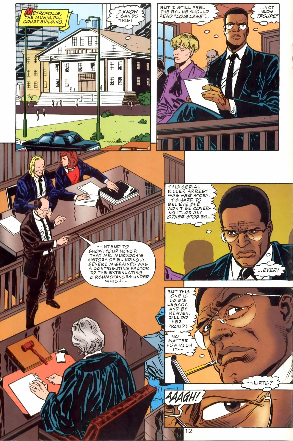 Action Comics (1938) 711 Page 13
