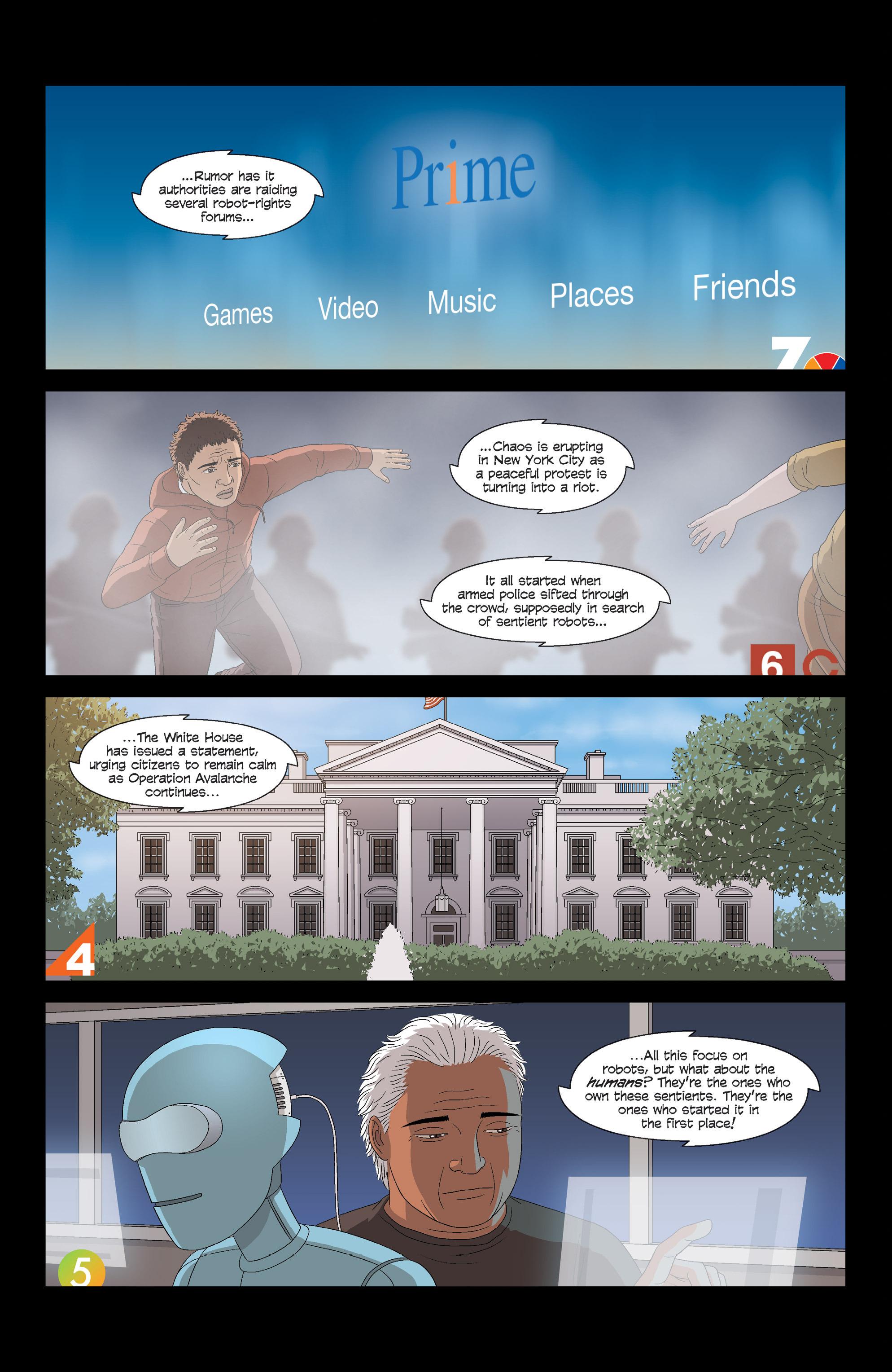 Read online Alex   Ada comic -  Issue #13 - 20