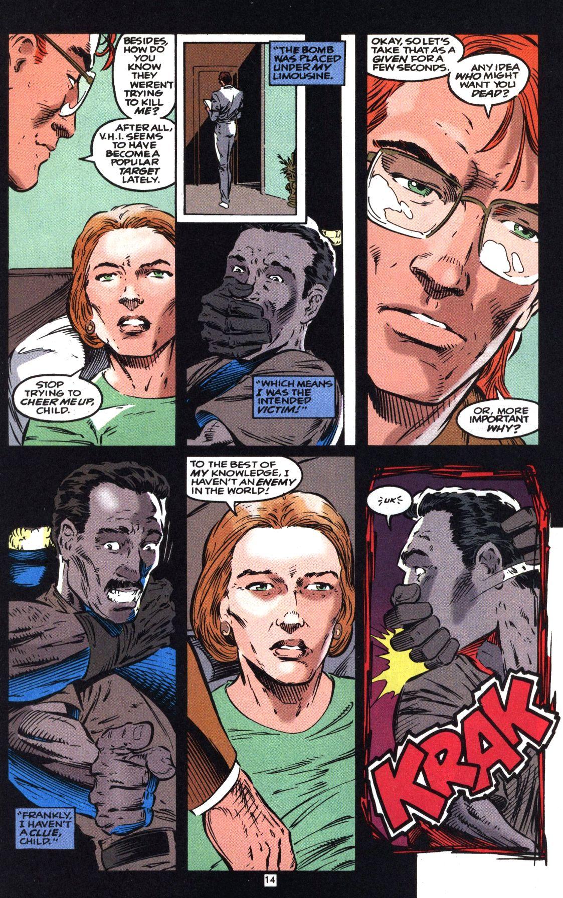 Read online Gunfire comic -  Issue #7 - 18
