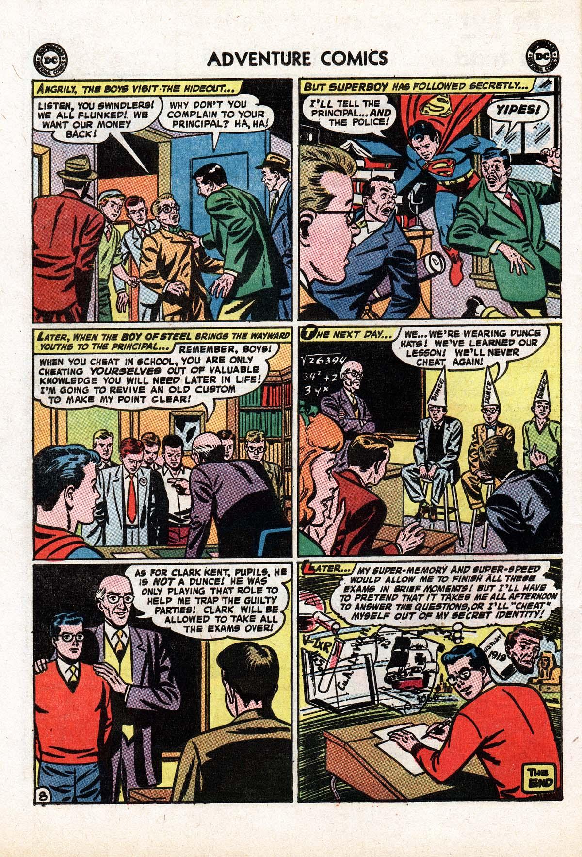 Read online Adventure Comics (1938) comic -  Issue #322 - 32