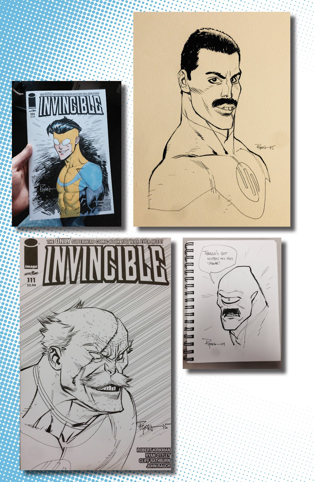Invincible (2003) issue TPB 21 - Modern Family - Page 143