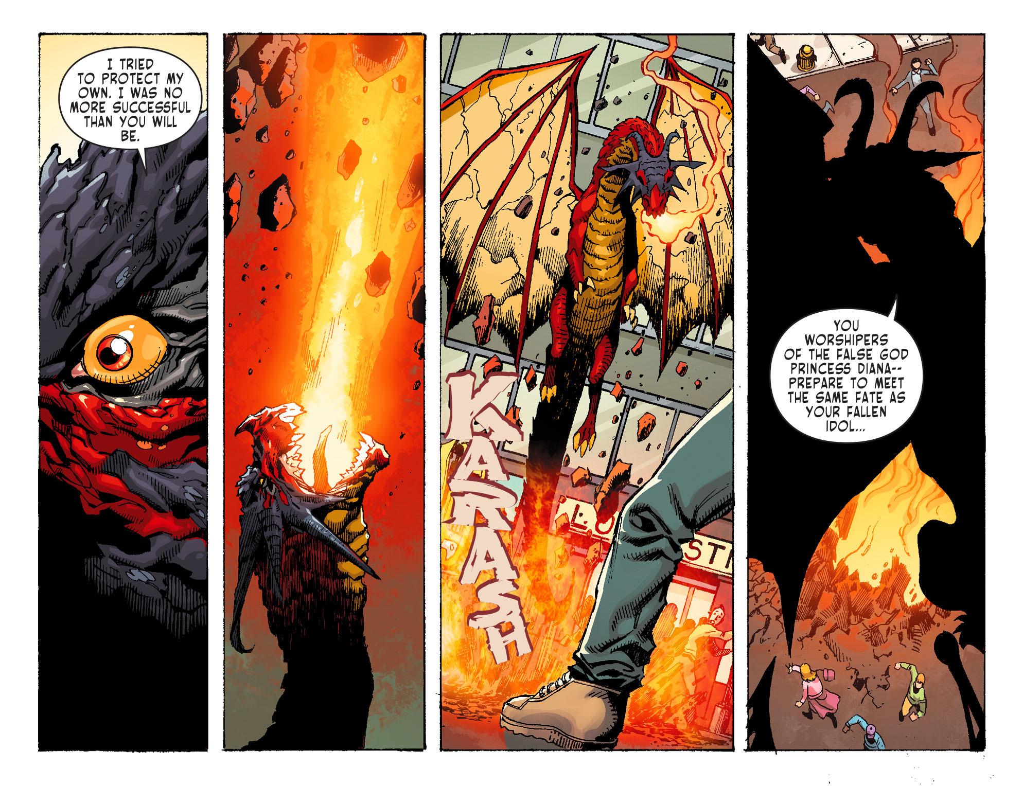 Read online Sensation Comics Featuring Wonder Woman comic -  Issue #28 - 16