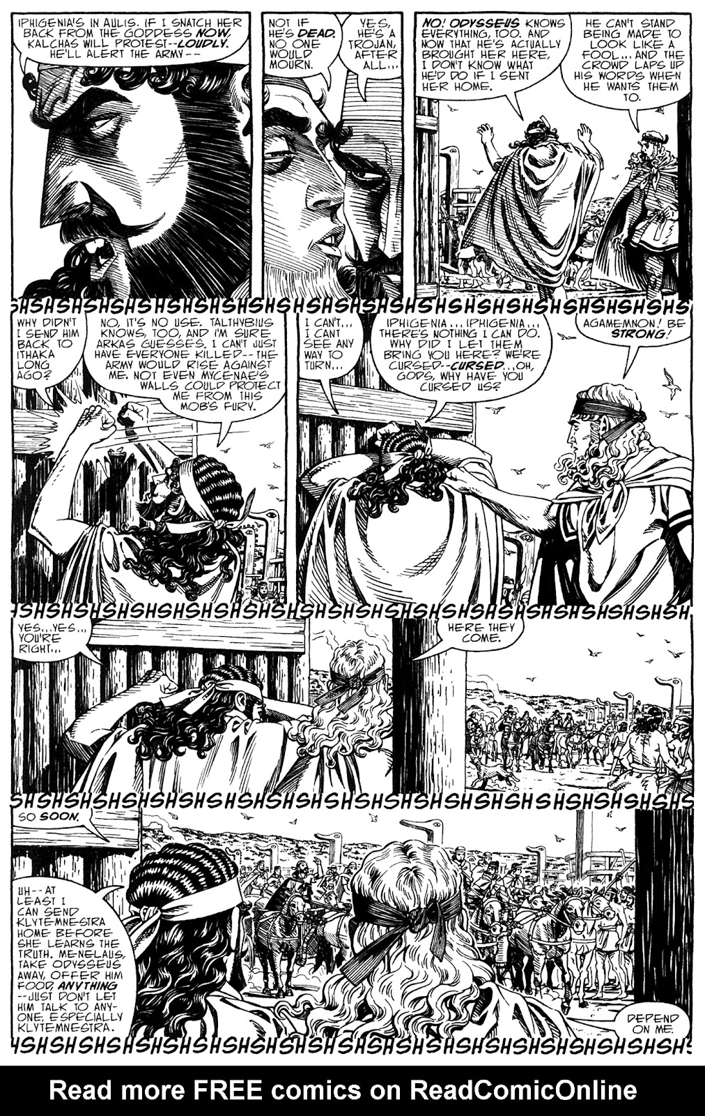 Age of Bronze issue 17 - Page 22