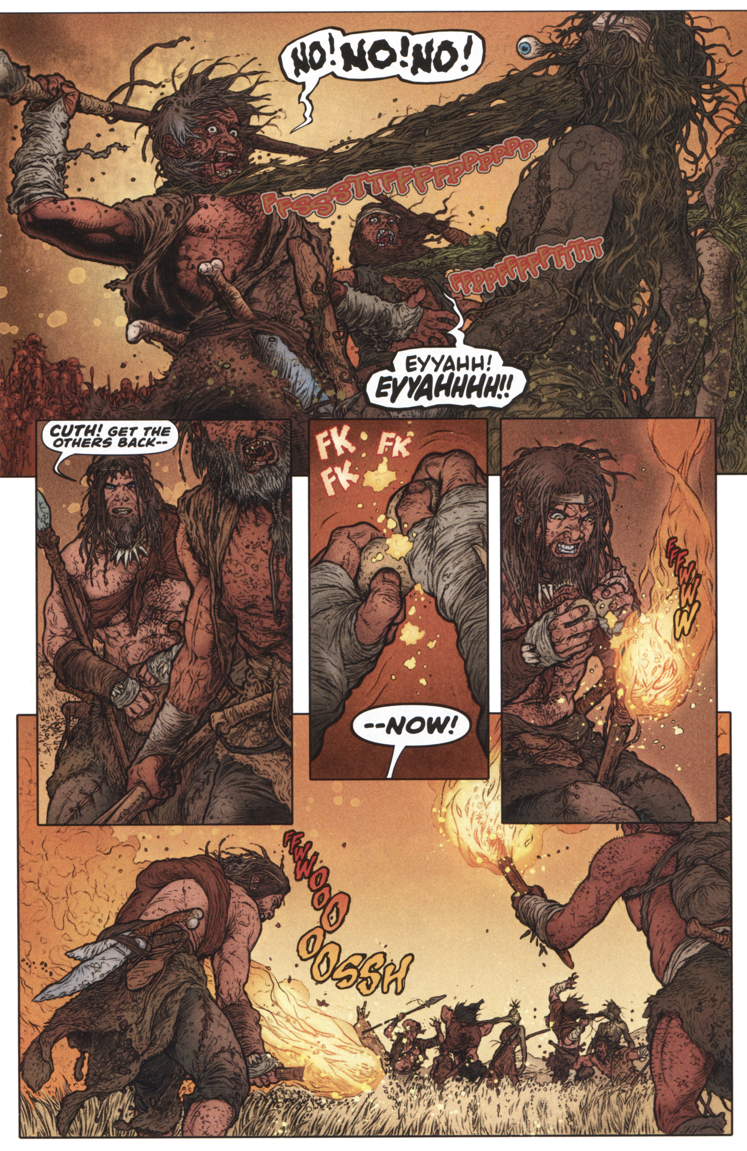 Read online Book of Death: Legends of the Geomancer comic -  Issue #1 - 7