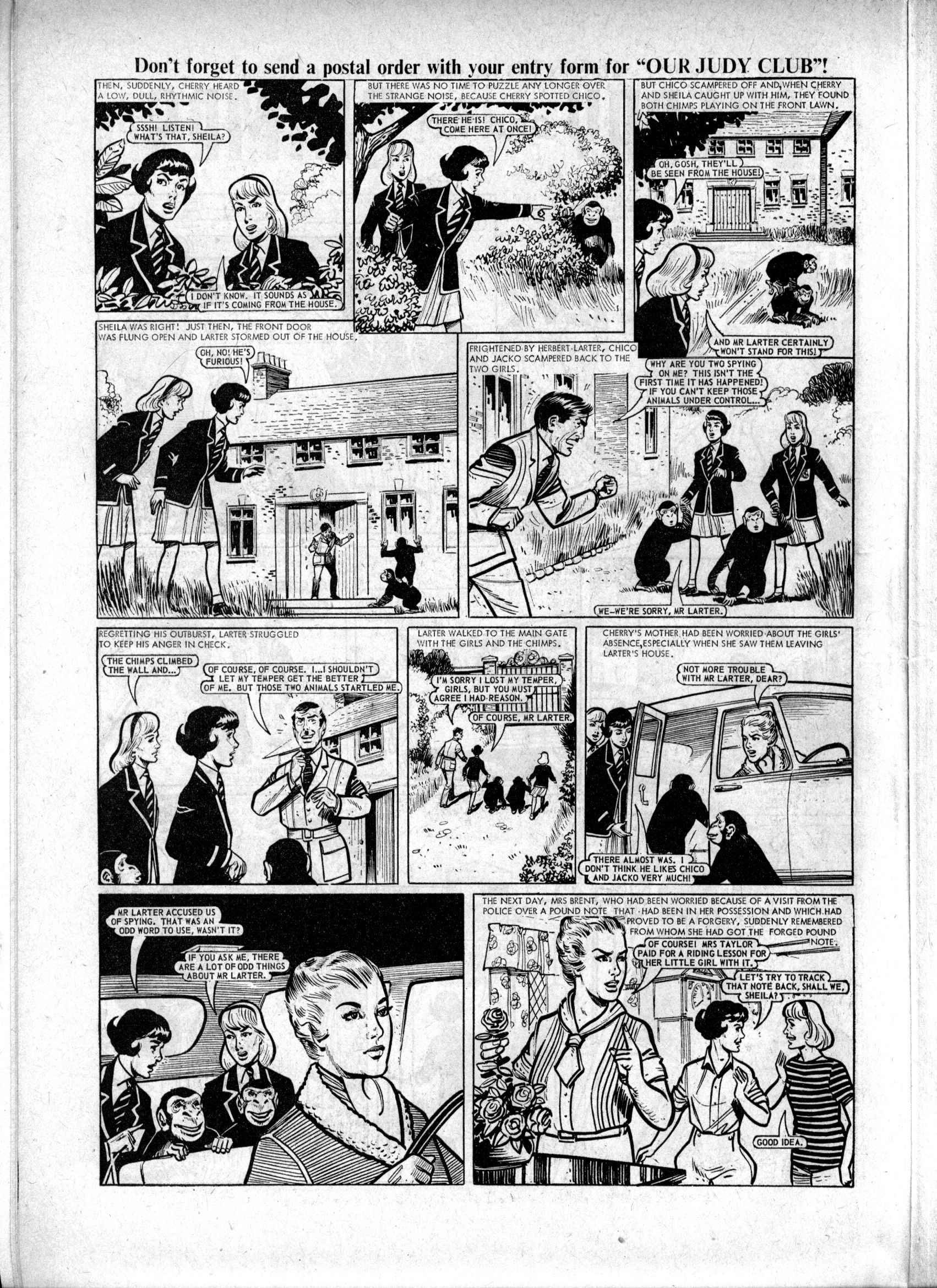 Read online Judy comic -  Issue #224 - 10