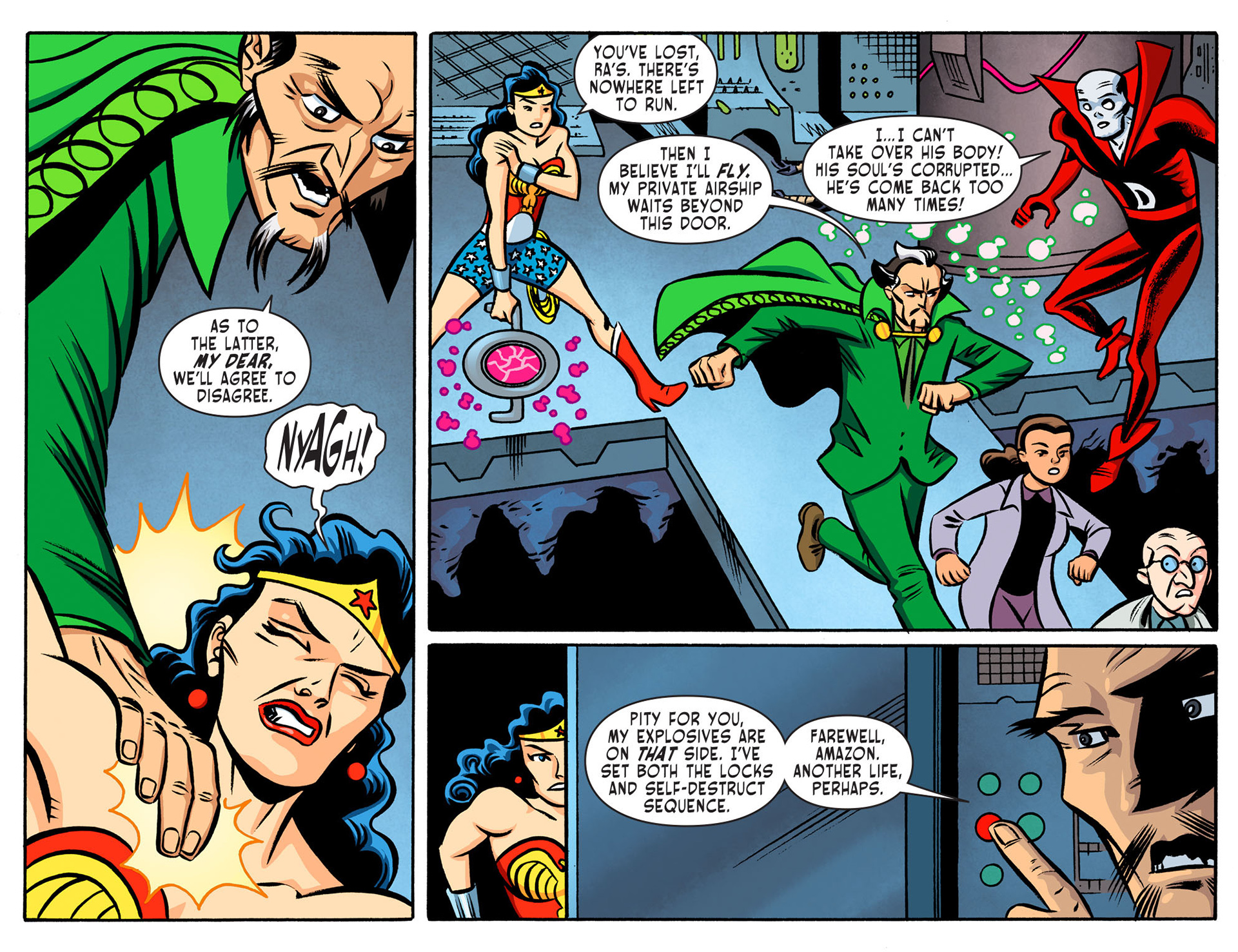 Read online Sensation Comics Featuring Wonder Woman comic -  Issue #8 - 19