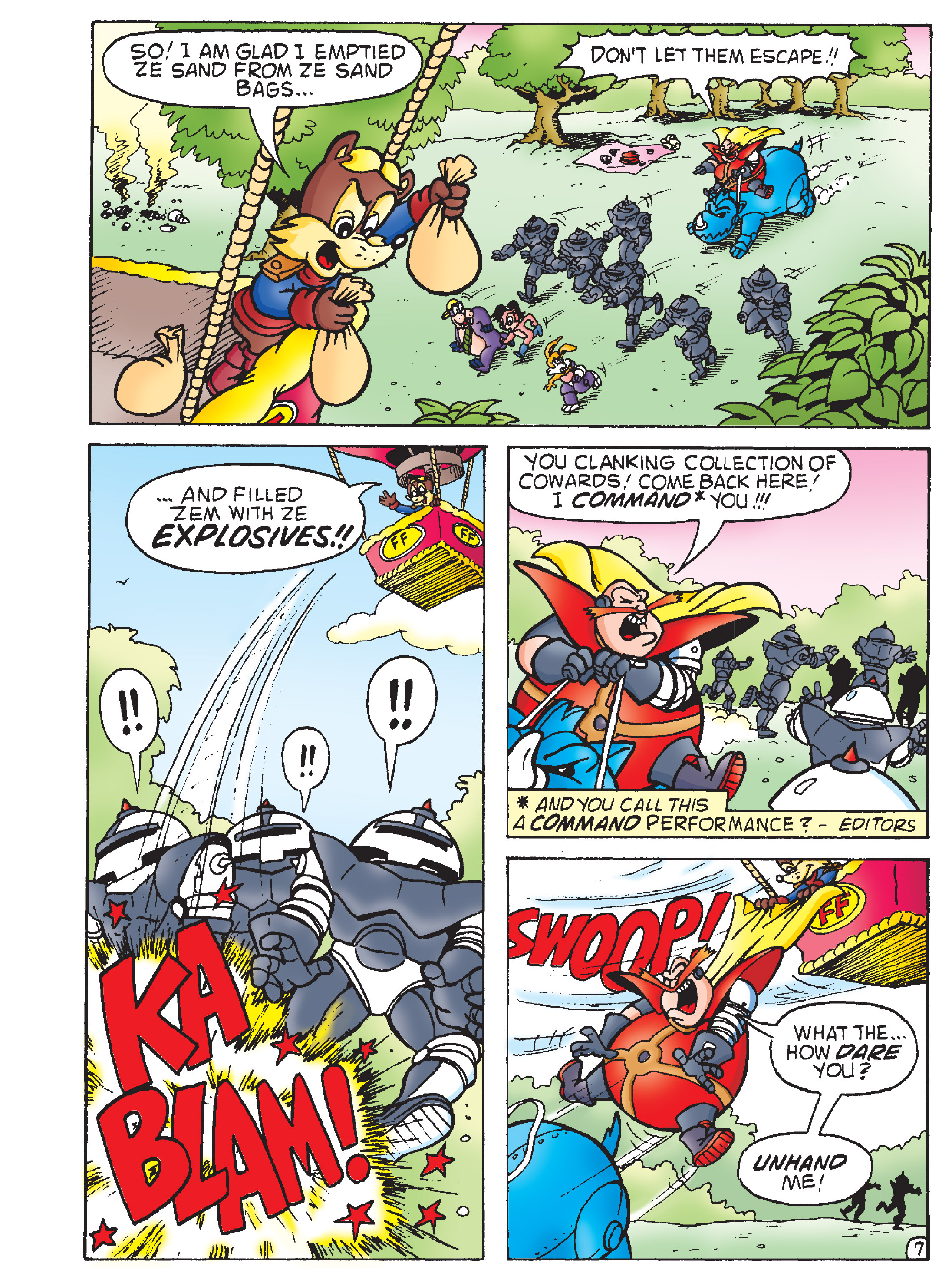Read online Sonic Super Digest comic -  Issue #8 - 14
