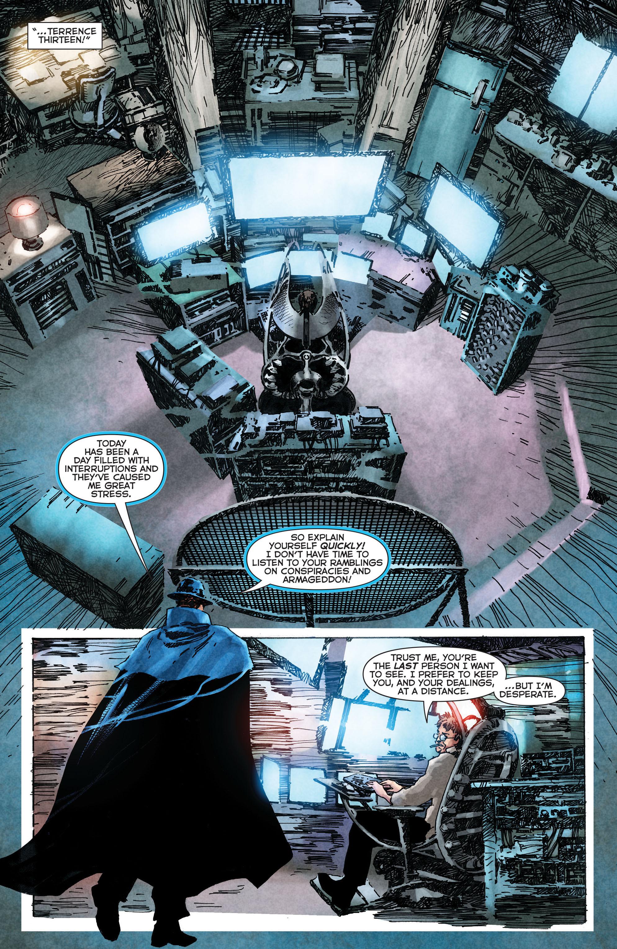 Read online Trinity of Sin: The Phantom Stranger comic -  Issue #2 - 16