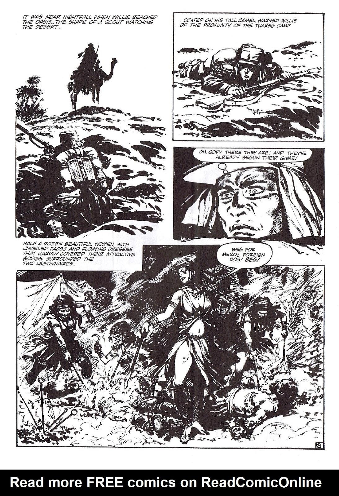 Read online Merchants of Death comic -  Issue #4 - 10