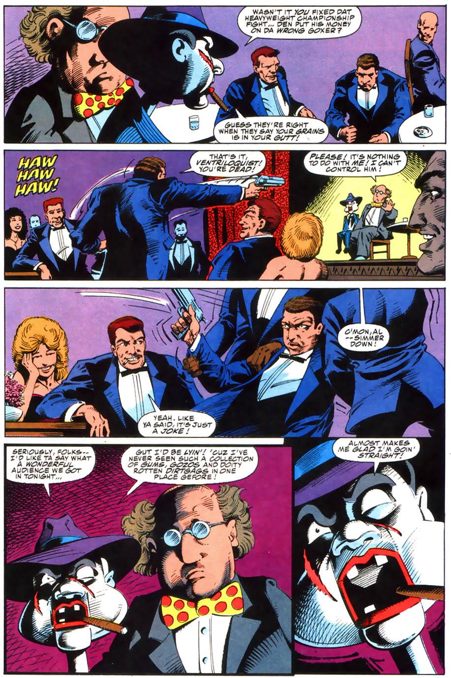 Read online Detective Comics (1937) comic -  Issue # _Annual 5 - 5