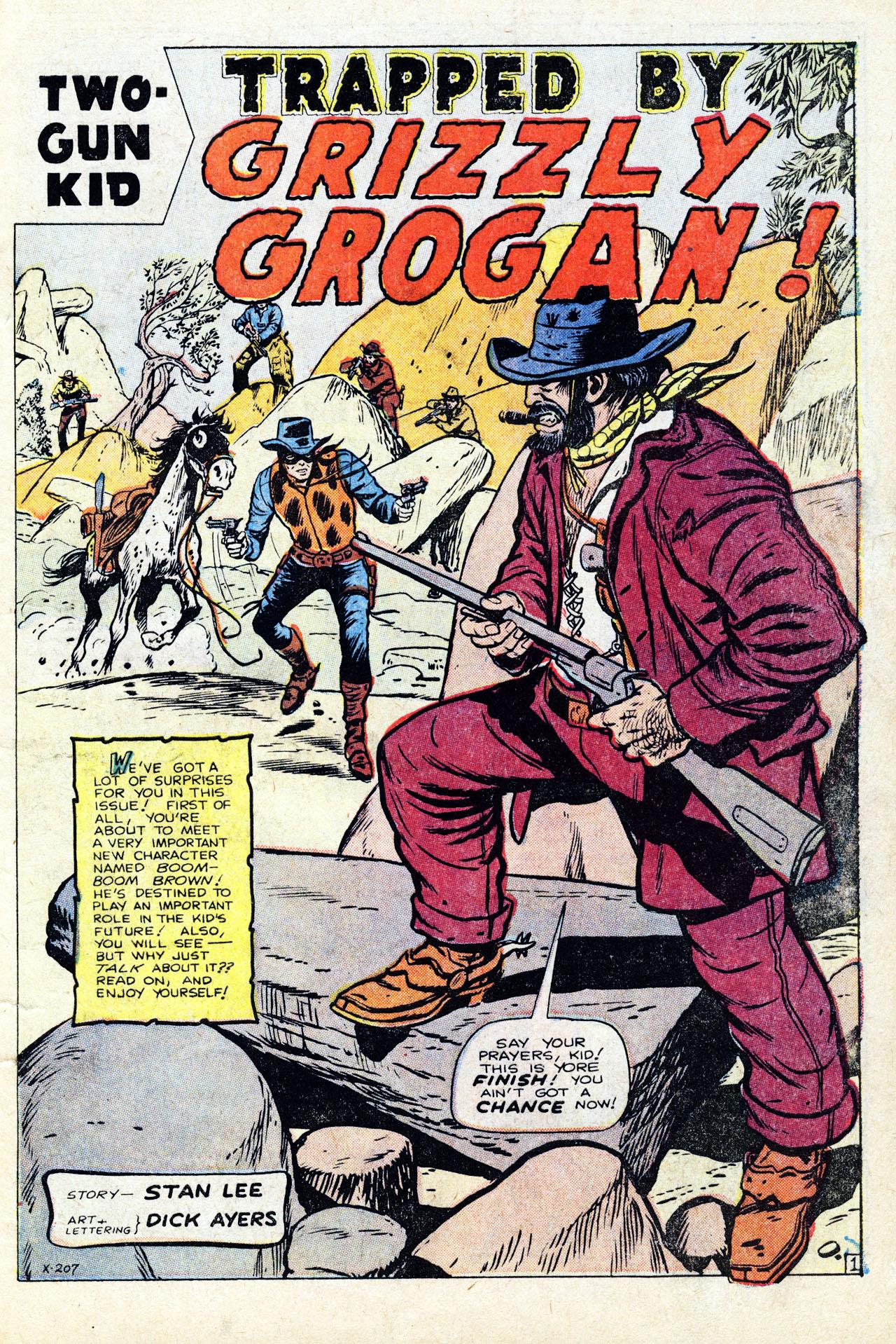Read online Two-Gun Kid comic -  Issue #64 - 3