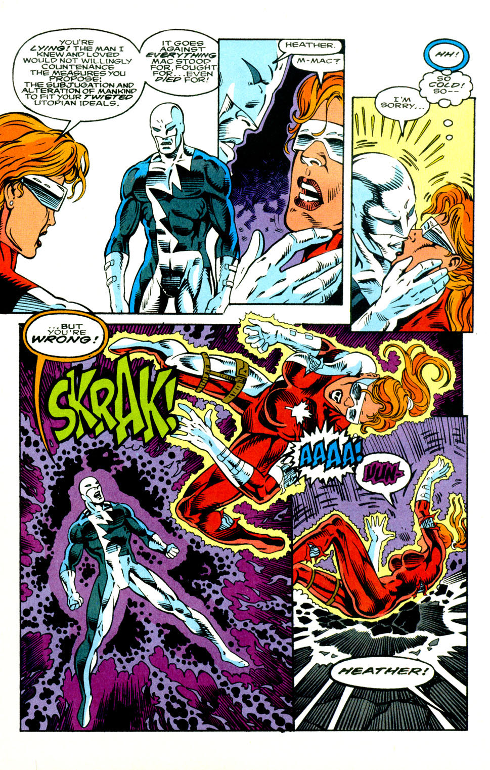 Read online Alpha Flight (1983) comic -  Issue #130 - 7
