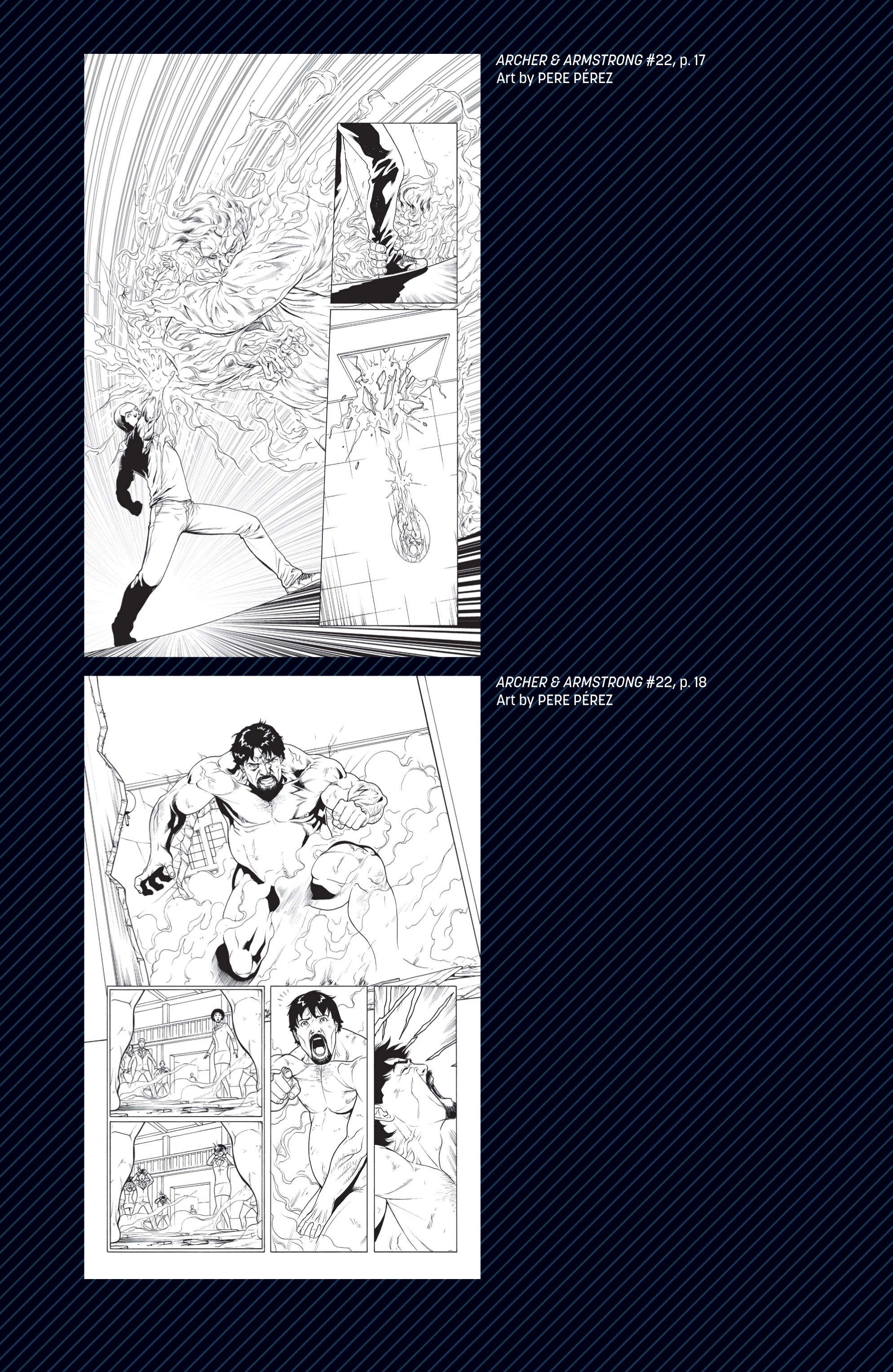 Read online Archer and Armstrong comic -  Issue #Archer and Armstrong _TPB 6 - 116