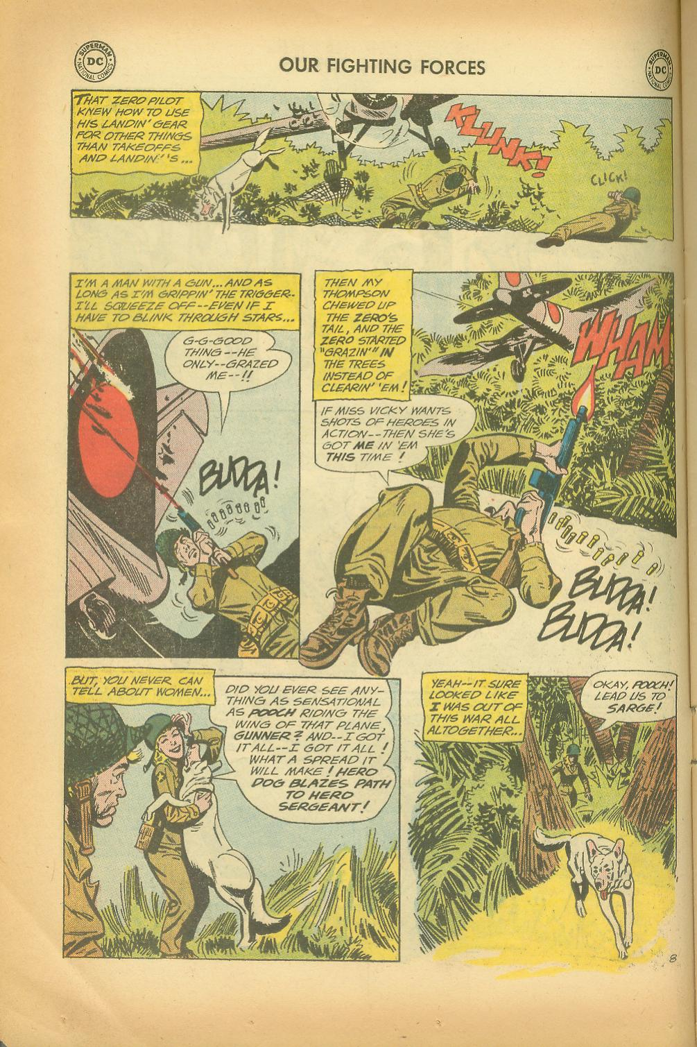 Our Fighting Forces (1954) issue 65 - Page 10