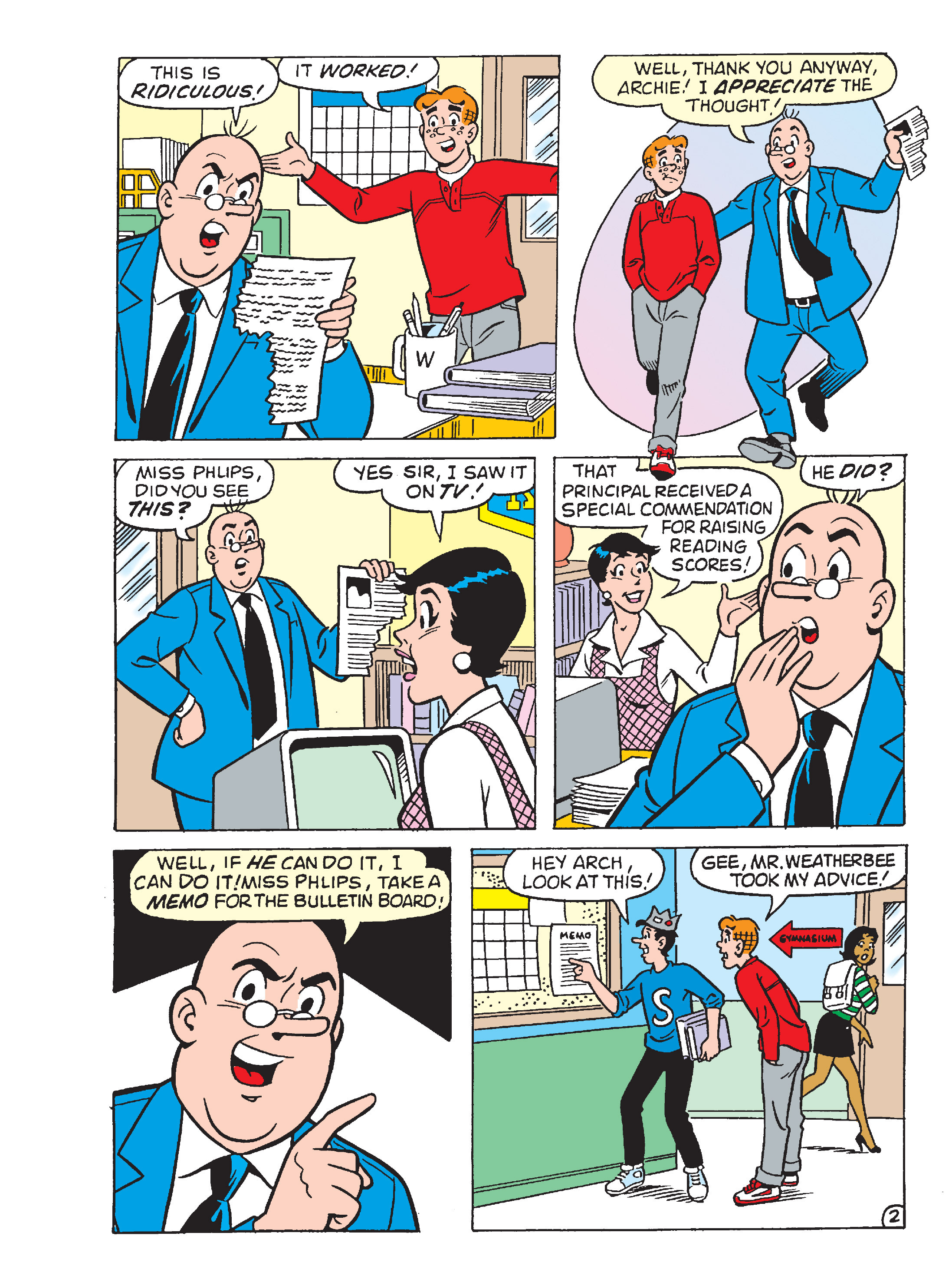 Read online World of Archie Double Digest comic -  Issue #55 - 90