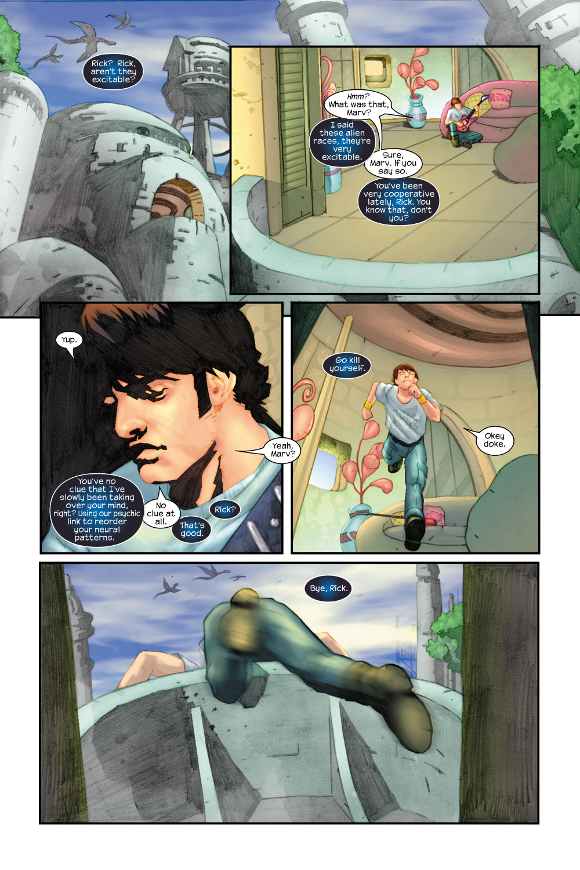 Captain Marvel (2002) Issue #15 #15 - English 10