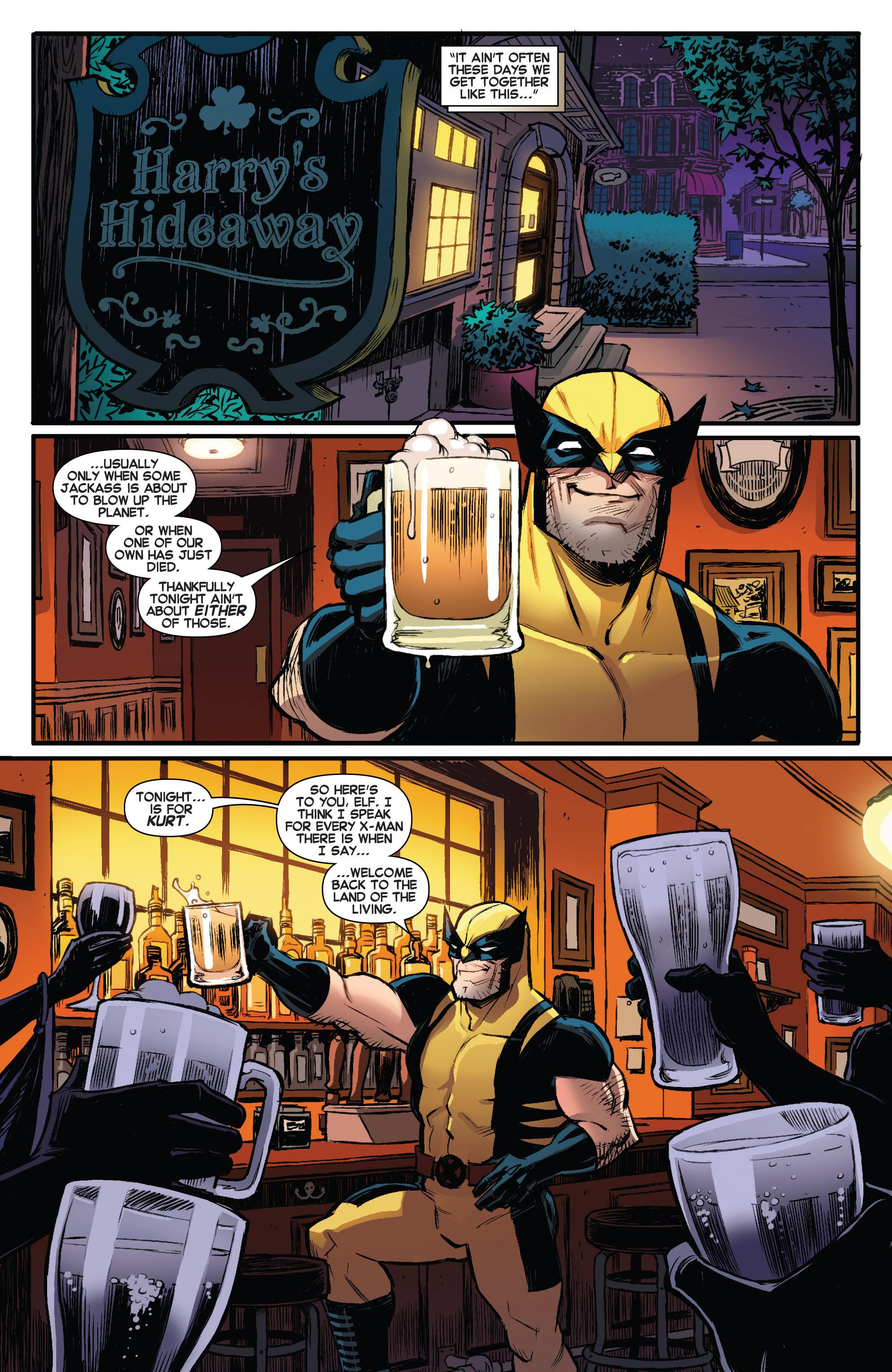 Read online Amazing X-Men (2014) comic -  Issue #6 - 3