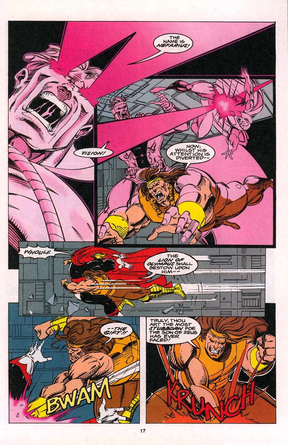 Avengers Unplugged issue 1 - Page 14