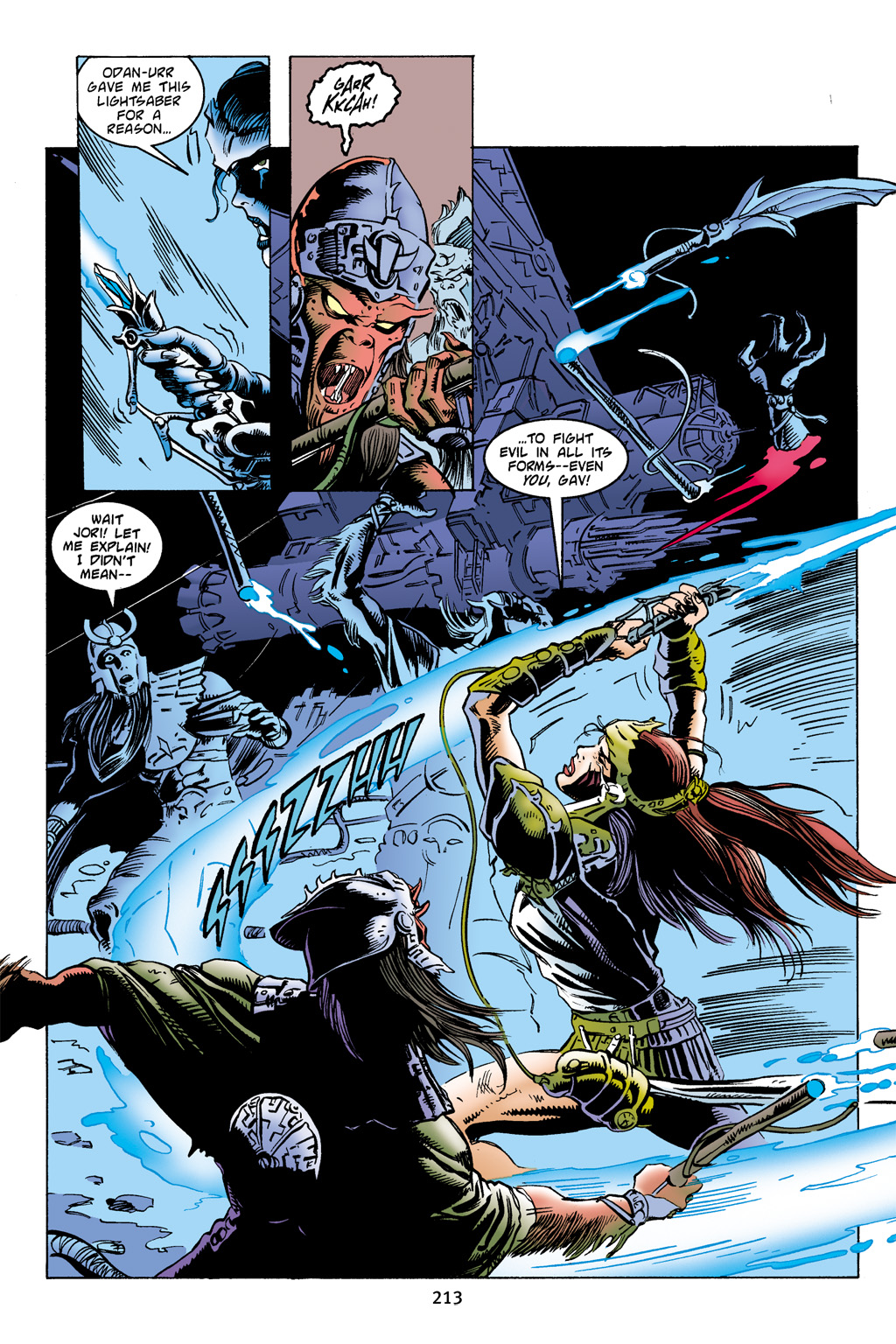 Read online Star Wars Omnibus comic -  Issue # Vol. 4 - 205