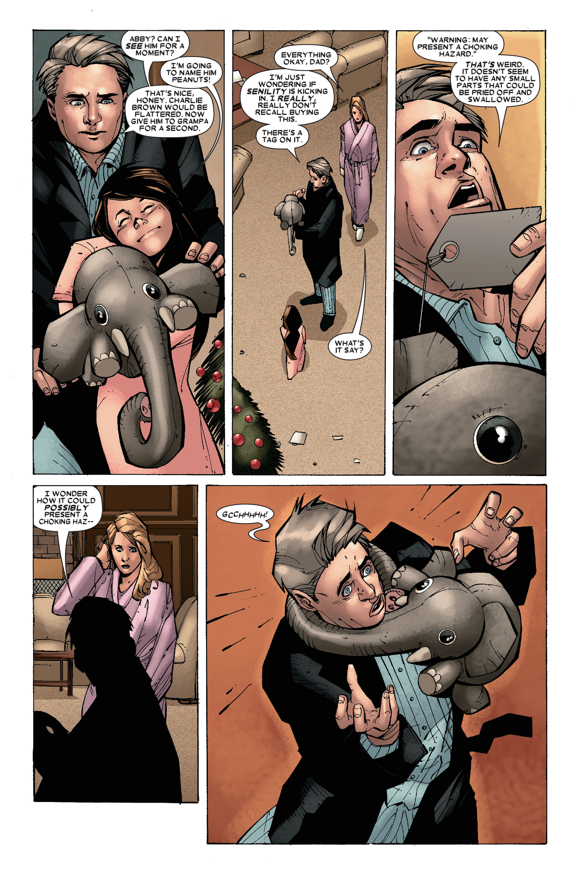 Read online X-Factor (2006) comic -  Issue #17 - 4