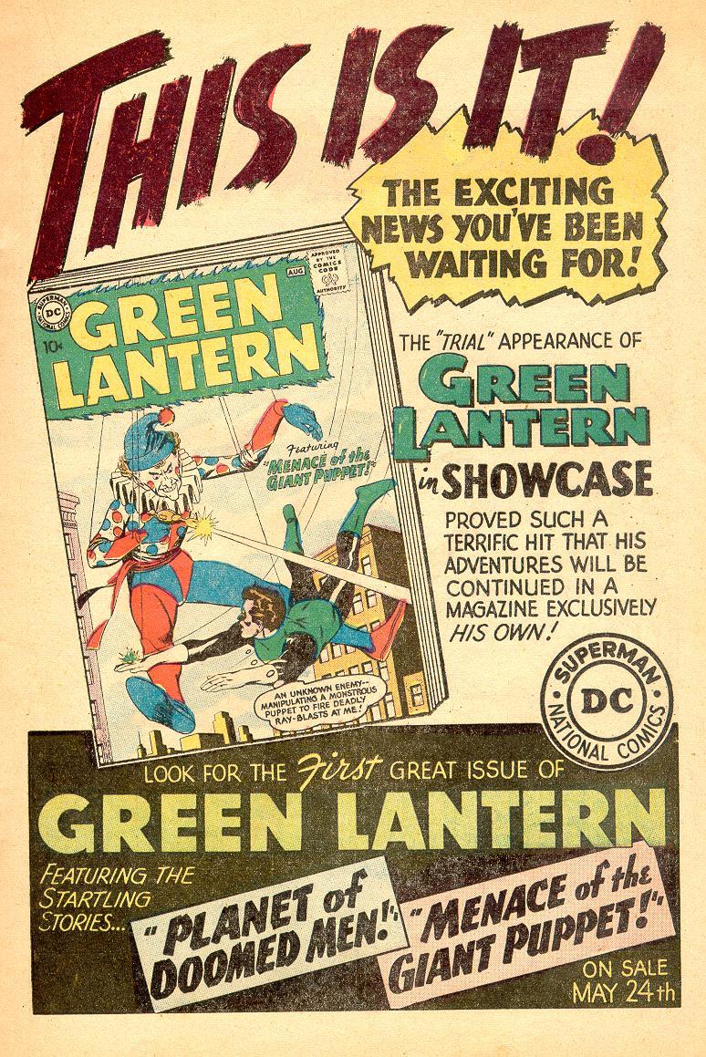 Read online Adventure Comics (1938) comic -  Issue #274 - 17