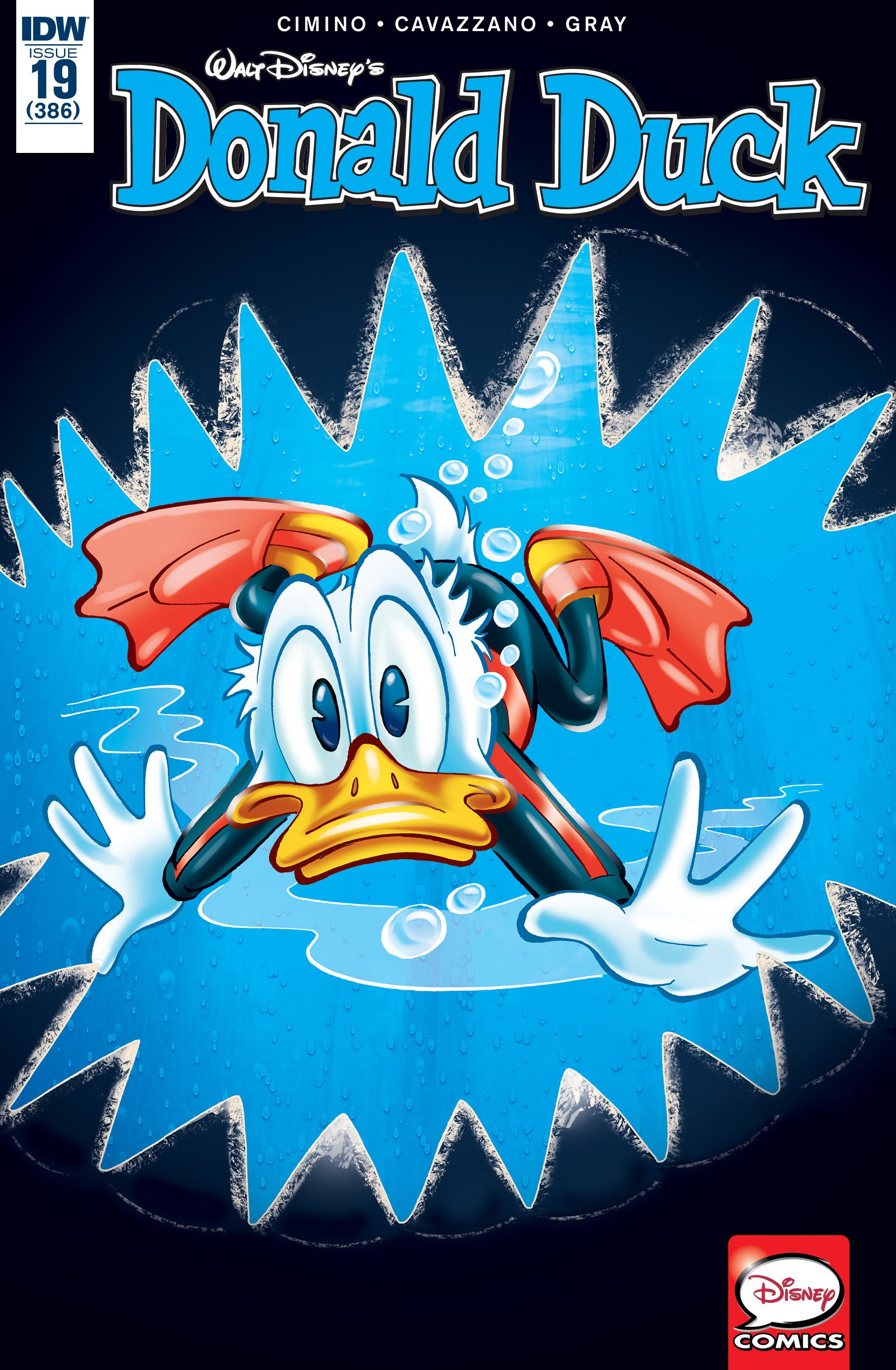 Read online Donald Duck (2015) comic -  Issue #19 - 1
